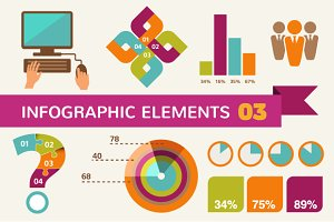 Infographic elements & icons 3