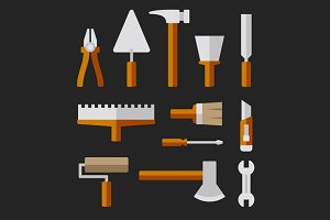 Tools Set for Home Repair