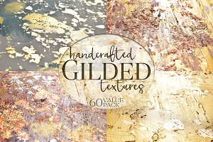 Gilded Texture Collection