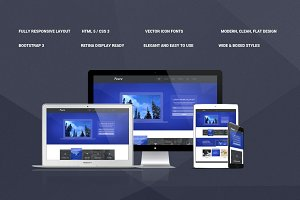 Peace Bootstrap  Responsive Theme