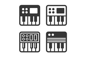 Synthesize Icon Set