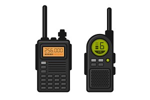 Radio Set Transceiver