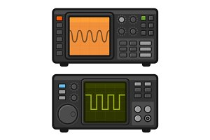Digital Oscilloscope Set
