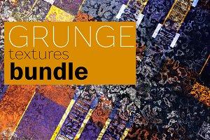 30 grunge textures