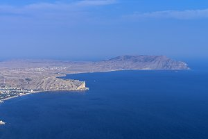 Crimean seascape.
