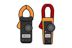 Digital Current Clamp Meter