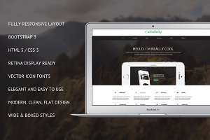 Catholicity Bootstrap  Site Theme
