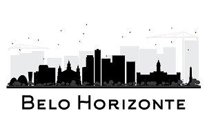 Belo Horizonte City skyline
