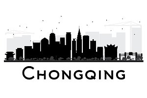 Chongqing City skyline