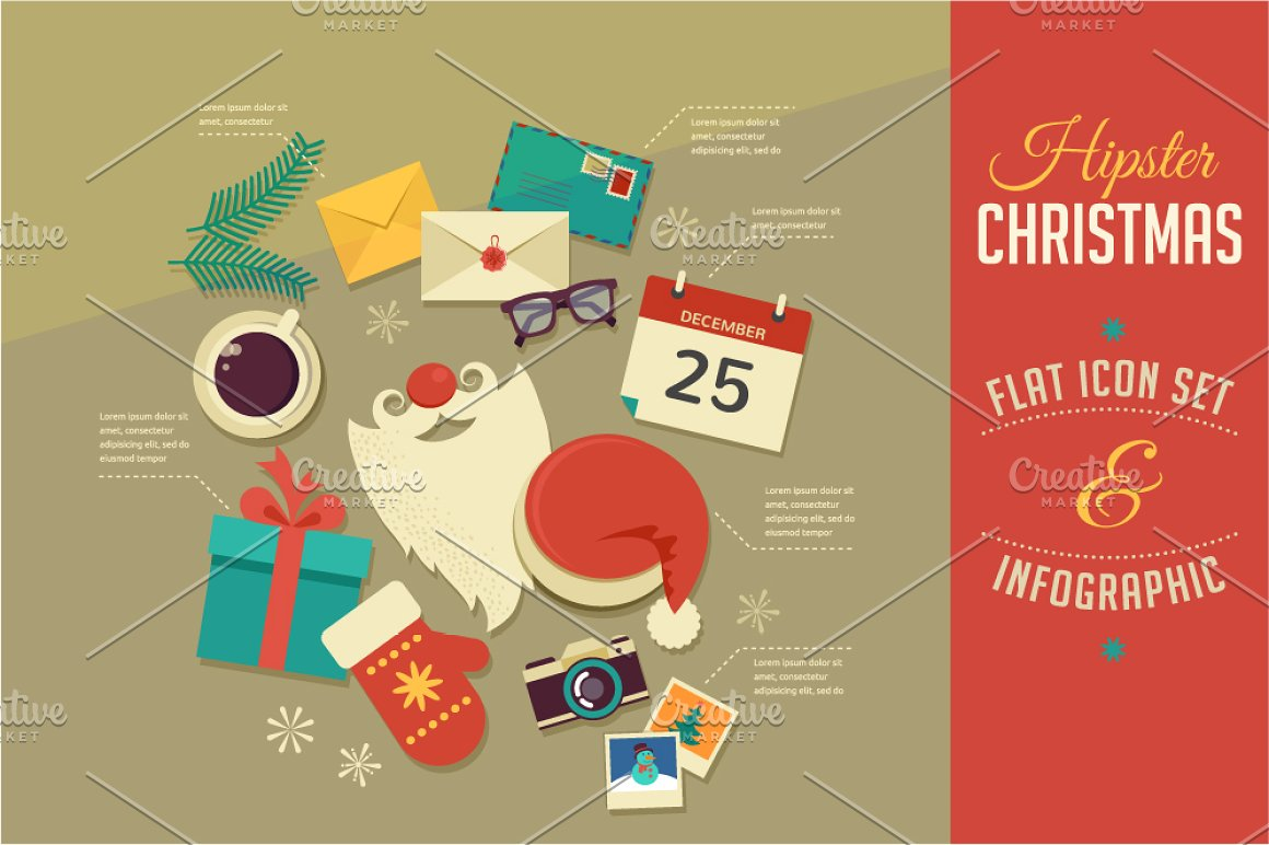 Christmas Graphic Design.50 Brand New Christmas Designs To Inspire Your Holiday