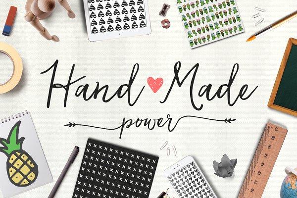 Over 150 Handmade doodles BUNDLE