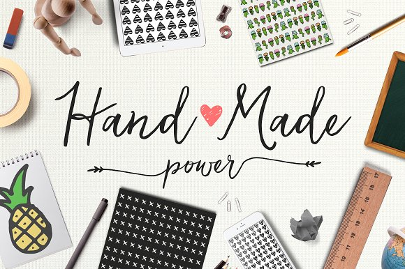 over 150 handmade doodles bundle illustrations creative market