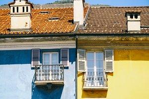 facades of europe - locarno