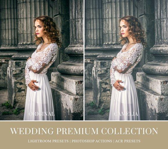 Wedding Photoshop Actions Creative Market