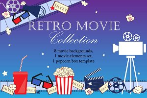 Retro Movie Collection