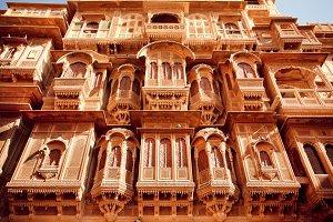 Rajasthan buildings
