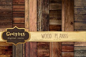 Wood Planks Textures
