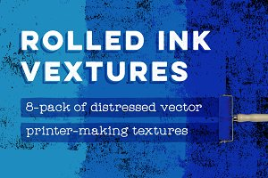 Rolled Ink Vextures 8-Pack