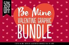 Be Mine Bundle - 50% OFF