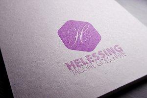 H Letter Logo