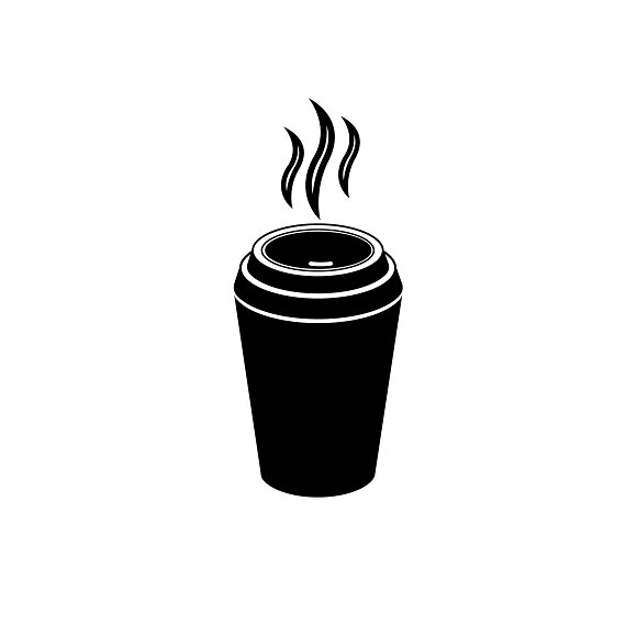 Cup Of Coffee Drink Icon