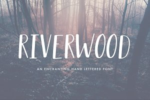 Riverwood Font