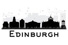 Edinburgh City skyline