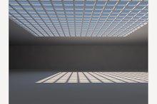 Light big hall