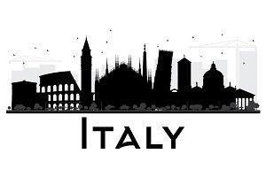 Italy skyline