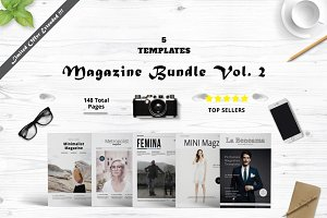 Magazine Bundle Vol. 2