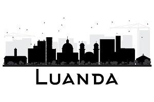 Luanda City skyline
