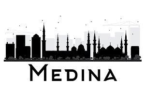 Medina City skyline