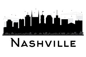 Nashville City skyline