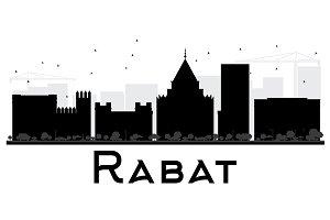 Rabat City skyline