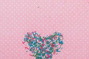 Sweet sprinkles