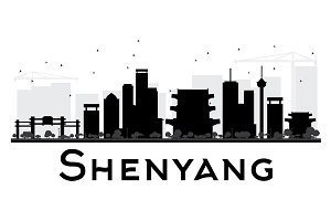Shenyang City skyline