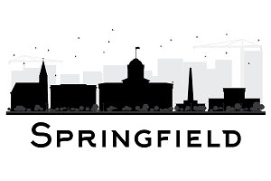 Springfield City skyline