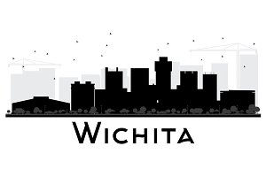 Wichita City skyline