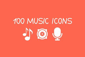 Collection music icons