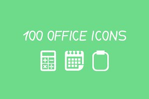 Collection office icons