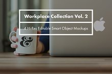 Workplace Collection Mockups Vol. 2