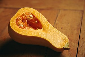 Bottle squash pumpkin