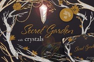 Secret Garden - 2in1. 36% off