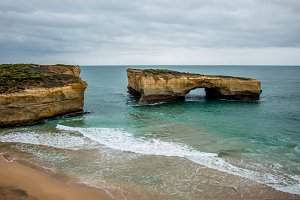 London Arch at Great Ocean Road