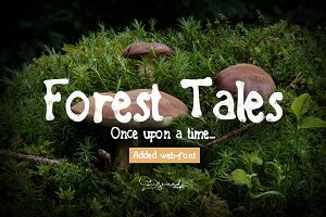 Forest Tales Type