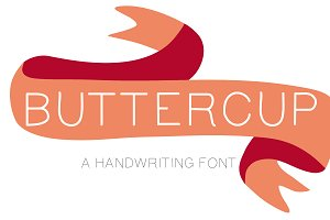 Buttercup Font - Download Now!