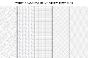 White seamless soft textures.