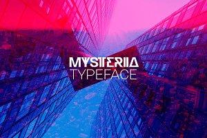 Mysteria Font Family