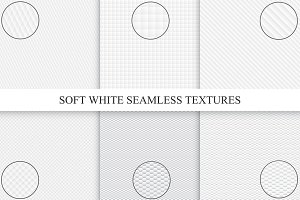 White seamless texture - upholstery.