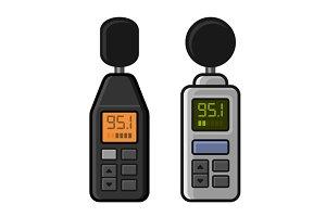 Sound Level Meter Set